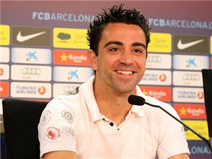 Xavi, ngi kin to trn u hay nht nm 2008