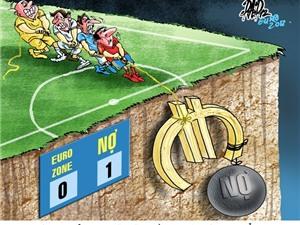 """Có một """"giải EURO"""" nữa đầy kịch tính, căng thẳng"""