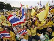 Thái Lan tưng bừng mừng sinh nhật Quốc vương