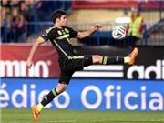 ĐT Tây Ban Nha: Del Bosque lại đau đầu vì Diego Costa