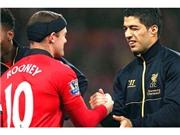 Wayne Rooney: 'Suarez là mối đe dọa lớn với tuyển Anh'