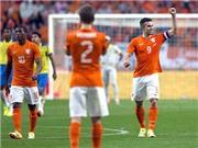 Ecuador - Hà Lan 1-1: Ngày Van Persie cứu rỗi Van Gaal