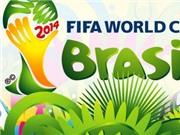 30 giây quảng cáo trong trận chung kết World Cup 2014 giá 350 triệu đồng