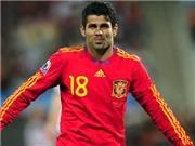 Del Bosque và vấn đề tiền đạo: Chờ nốt Diego Costa