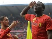 Giao hữu Bỉ 5-1 Luxembourg: Romelu Lukaku lập hat-trick