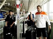 SỐC cho Hà Lan: Van der Vaart chấn thương và vắng mặt ở World Cup