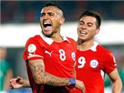 Đội tuyển Chile - Arturo Vidal: 'Tôi là tiền vệ hay nhất thế giới'