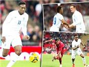 Bài toán mới của ông Hodgson: Welbeck hay Sterling?