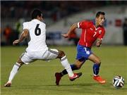 Alexis Sanchez tỏa sáng, Chile ngược dòng 3-2 trước Ai Cập