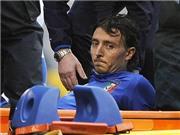 Italy - Ireland (0-0): 0 bài học, 1 chấn thương nghiêm trọng và rất nhiều nỗi lo