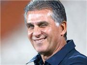 ĐT Iran: Thành bại tại Carlos Queiroz