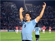 Uruguay vẫn tin vào Suarez
