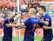 Hà Lan tiếp tục thử nghiệm 5-3-2