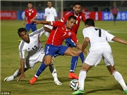 Alexis Sanchez lập hat-trick kiến tạo tuyệt đẹp cho Chile