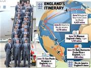 Đội tuyển Anh: Sẽ thành công nhờ... khoa học?