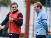 Wayne Rooney có thể phải đá trái sở trường ở đội tuyển Anh