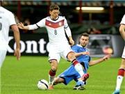 Oezil & thử thách World Cup 2014