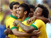 Đội tuyển Brazil: Scolari không cần quá nhiều Neymar