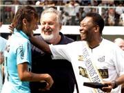 Neymar & 'Vòng kim cô' của Pele