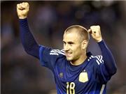 Palacio giành chỗ của Higuain ở hàng công Argentina?