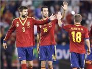 Tiki-taka đang sa lầy: Dũng cảm lên, Tây Ban Nha!