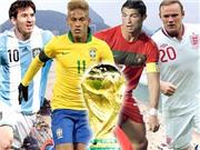 Loạn dự đoán đội vô địch World Cup