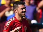 Fabregas đá hỏng penalty, Costa bị Villa 'cướp' bàn ra mắt TBN