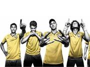 Trang phục truyền thống của đội tuyển Brazil là do fan của Uruguay thiết kế