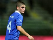 Italy trên đôi cánh của 'chú cú nhỏ' Marco Verratti
