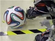 'Người sắt' sẽ đá quả bóng đầu tiên tại World Cup
