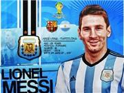 Đằng nào thì Messi cũng 'chết'