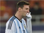 Gánh nặng phải làm Lionel Messi