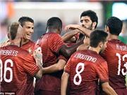 Bồ Đào Nha đại thắng CH Ireland 5-1: Người Đức hãy dè chừng!