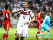 Huyền thoại tuyển Đức, Guenter Netzer: Podolski sẽ thay thế được Reus