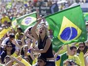 Khách mua tour du lịch đến Brazil cùng hòa nhịp World Cup tăng cao hơn dự kiến