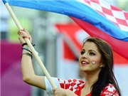 Người đẹp Croatia quậy tưng bừng trên đường phố Brazil