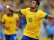 Ấn tượng World Cup - tiền đạo Neymar