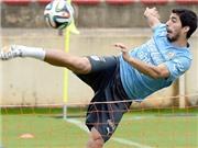 Uruguay – Costa Rica: Khi Suarez là 'của để dành'