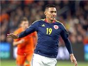 Colombia – Hy Lạp Colombia không còn nhớ Falcao?