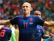 Del Bosque: 'Tôi không hiểu nữa'. Robben: 'Đây không phải một cuộc trả thù'