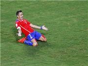 Chile 3-1 Australia: Alexis Sanchez giúp Chile thắng trận đầu tiên