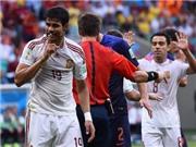 Diego Costa bị CĐV Brazil la ó ngày trở về
