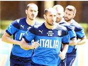 Trước trận Anh - Italy: Một Azzurri đổi màu