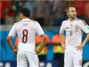 Tờ Marca 'đưa tang' đội tuyển Tây Ban Nha bằng một ấn phẩm đặc biệt