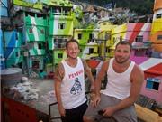 Cuộc sống của người dân trong khu ổ chuột Vila Pereira da Silva