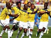 Góc thơ LÊ THỐNG NHẤT: Bình luận trận Colombia - Hy Lạp 3-0