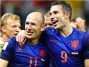 Robben – Van Persie cùng tỏa sáng: Khi các ngôi sao hòa hợp