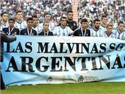Argentina mượn World Cup đòi quần đảo Falklands