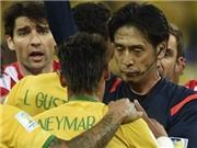 Nhật ký World Cup bằng thơ: Vấn nạn trọng tài và cơn địa chấn trút xuống Tây Ban Nha