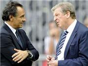 HỌ ĐÃ NÓI. Prandelli: 'Tuyển Anh đá rất hay'. Hodgson: 'Rooney đã chơi tốt'
